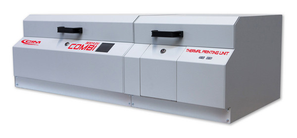 Combi 300 Flexi - metal engraving machine