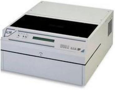 AES 1700 metal plate marking machines