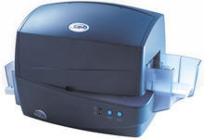Dolphin card printing machine
