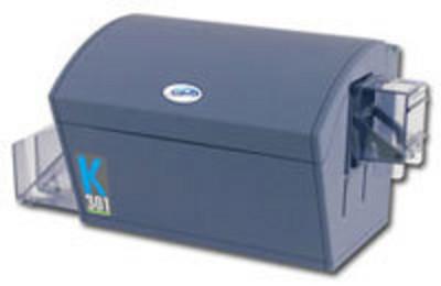 iSeries K401 card printing machine