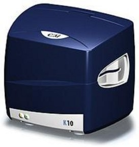 K10 card printing machine