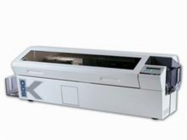 K500 card printing machine