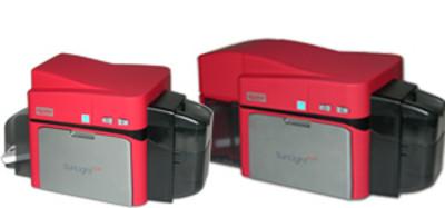 Sunlight Lux card printing machine