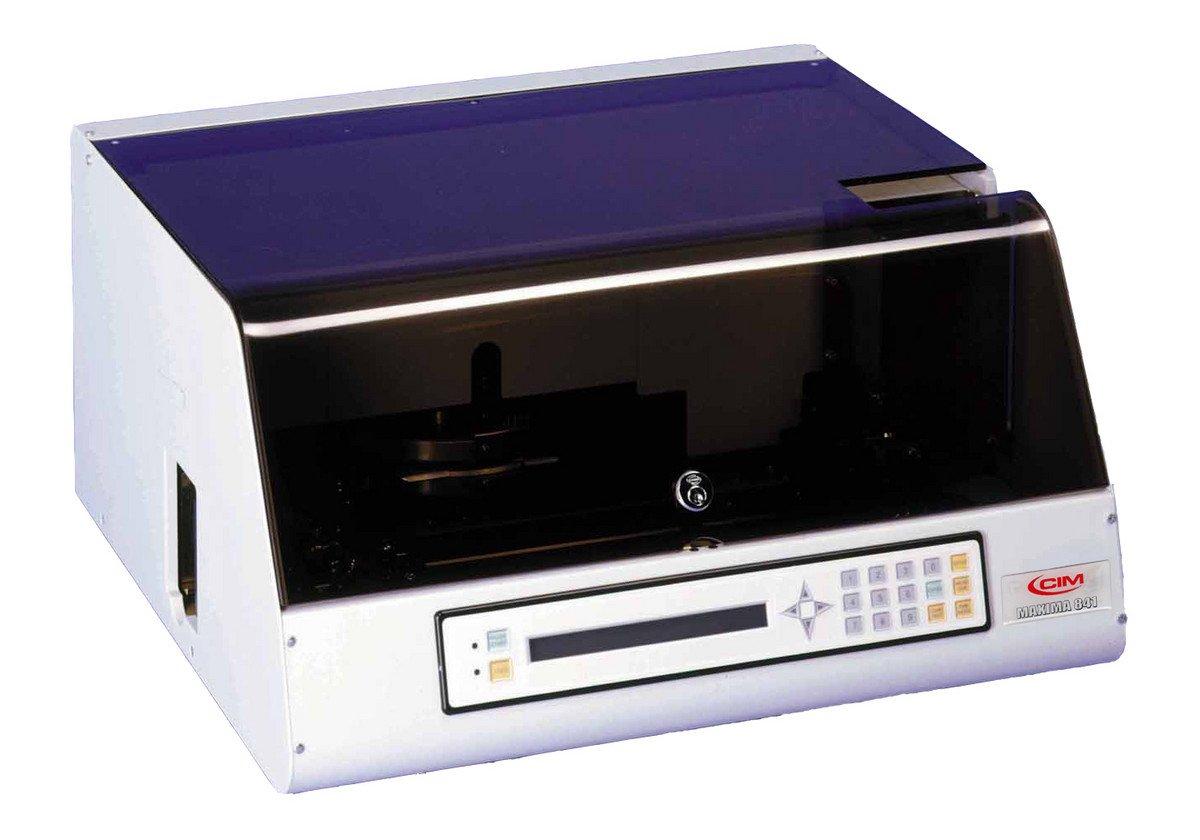 automatic card embosser machine
